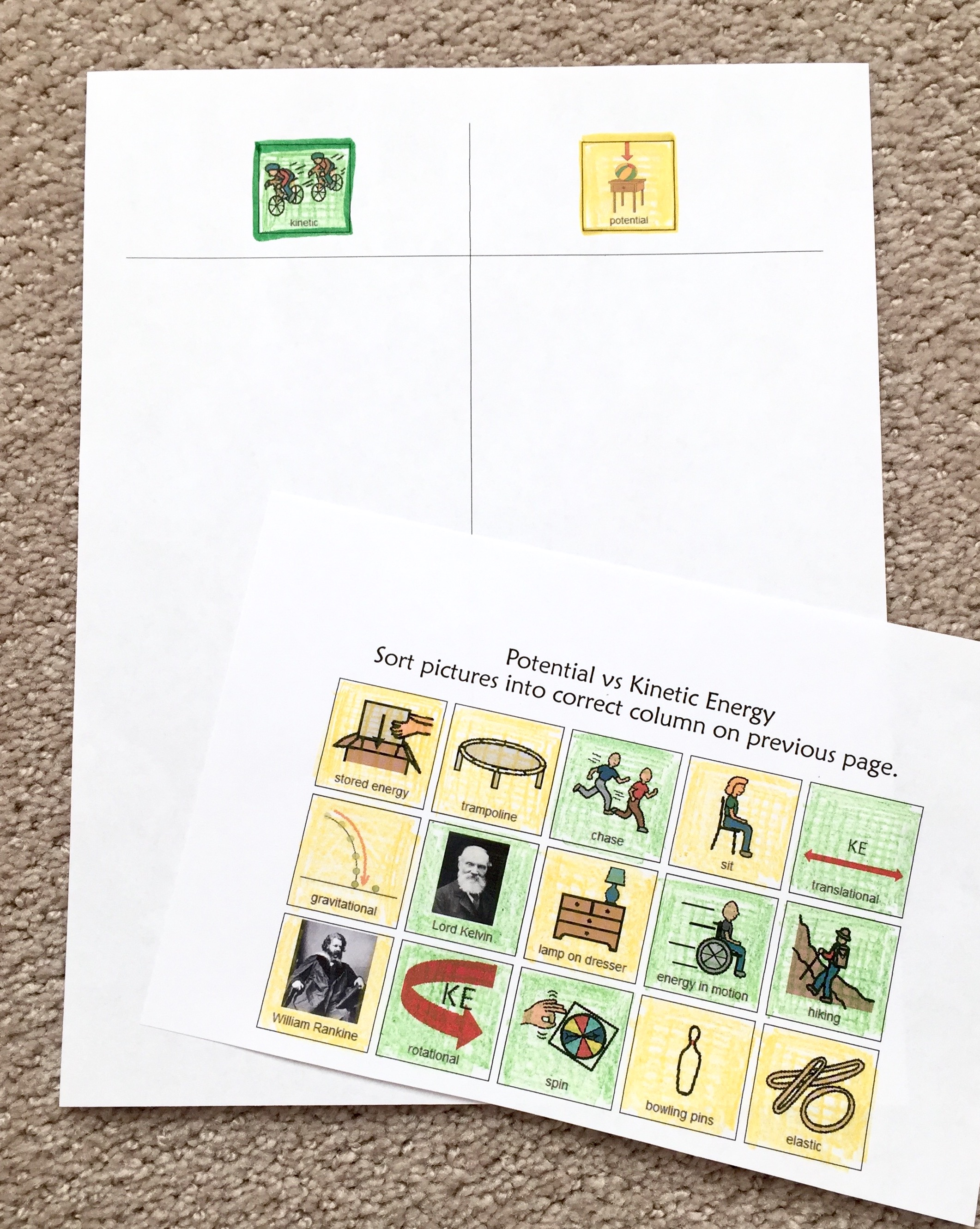 How To Use Color Coded Worksheets In Any Classroom