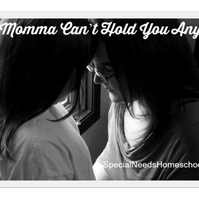 Momma Can't Hold You Anymore