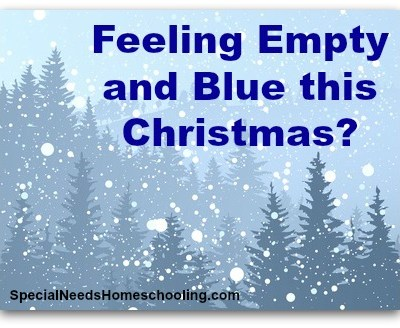Feeling Empty and Blue this Christmas?