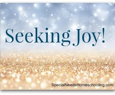 Seeking Joy as a Family