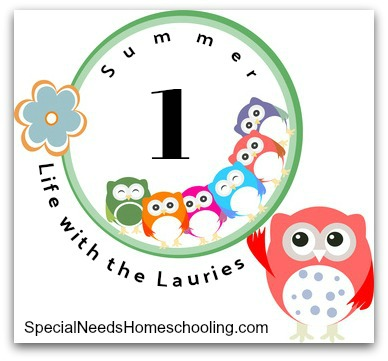 Year Round Homeschooling Summer Edition