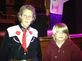 Inspired: Son2 meets Dr Temple Grandin.