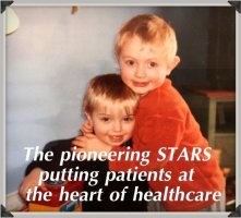 The pioneering STARS putting patients at the heart of healthcare