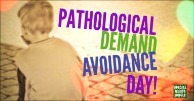 Pathological Demand Avoidance Day!