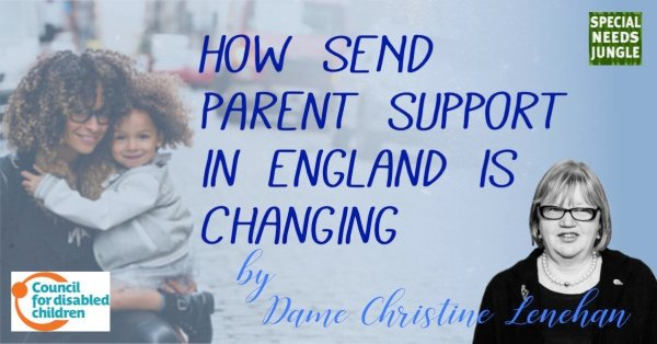 How SEND parent support in England is changing