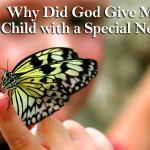 Why Did God Give Me a Child with a Special Need?