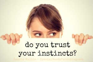 trust your instincts laurie wallin
