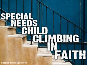 Special Needs Children Climbing Jared Buckley Building SPECIAL Families
