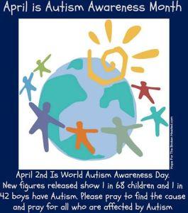 Autism Awareness Month (Specialneedsparenting.net)