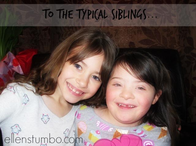 typical siblings