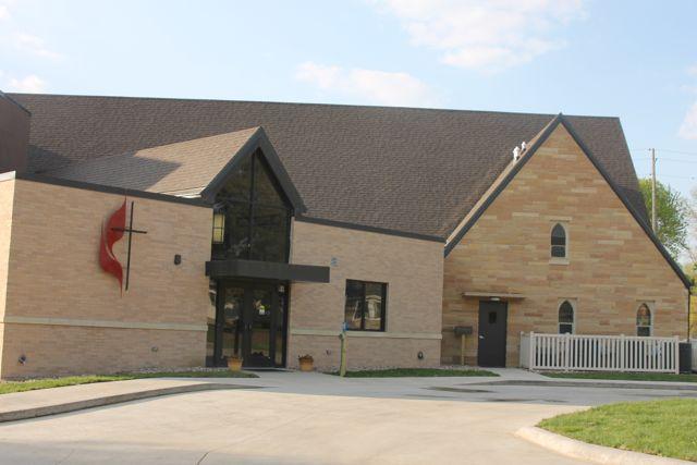 accessible church entrance
