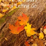 The Sacrament of Letting Go