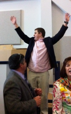 Max Praising God, NRCC