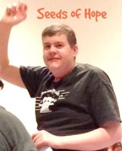 best buddies Joel seeds of hope