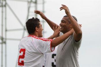 Romário, embaixador da Special Olympics Brasil
