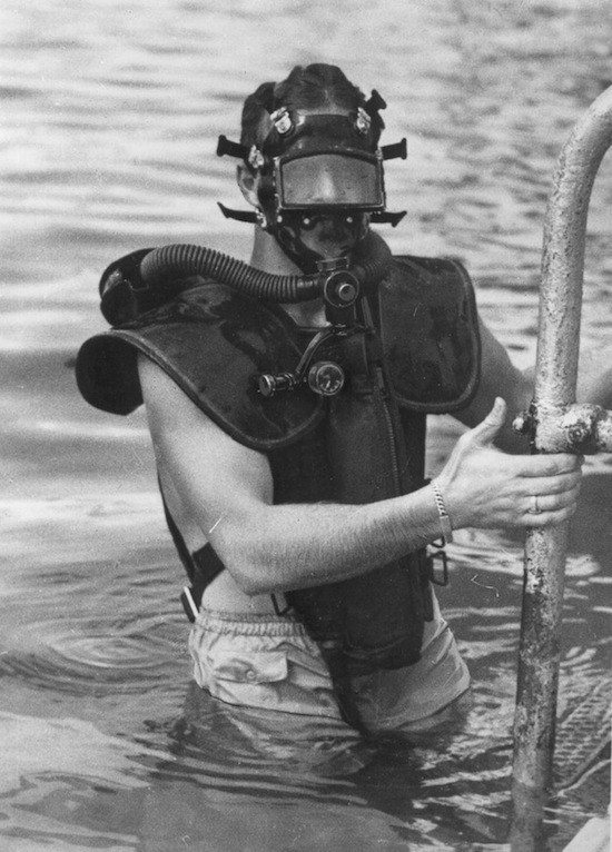 US Navy SEALs and the OSS