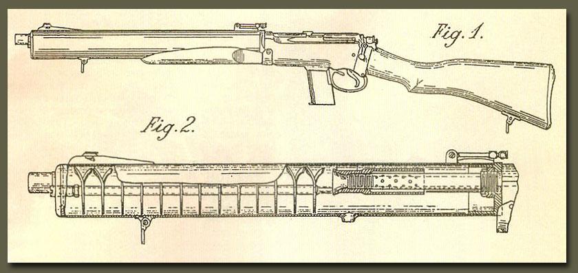 De Lisle Carbine Schematic