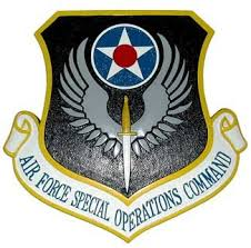 SOFREP: AFSOC, Air Force Special Operations Command