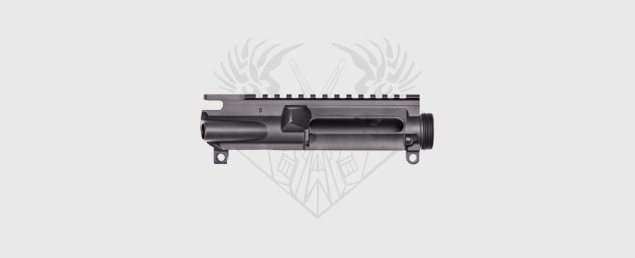 Upper Receiver Forged (Stripped) (cosmetic blemish