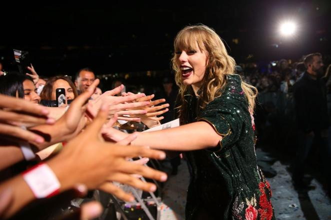 Taylor Swift reputation Stadium Tour - Perth