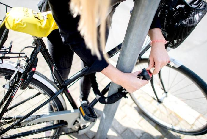 Protection against bicycle theft