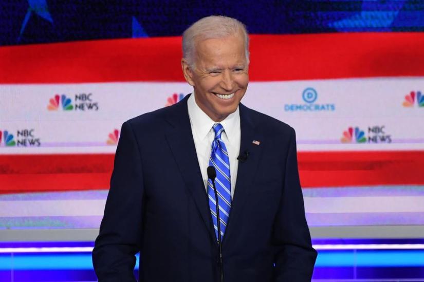 Joe Biden forgives student loans