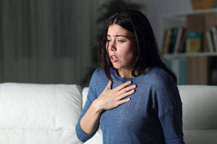 shortness of breath or dyspnea is a common symptom of pulmonary embolism (PE)