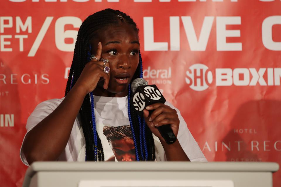 960x0 - Claressa Shields Talks Training For UFC, Fighter Equality, Sparring Men, And Serena Williams