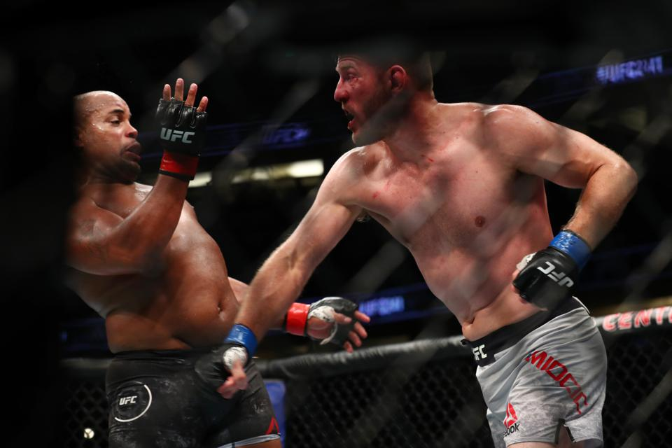 960x0 - Jon Jones Reacts To Daniel Cormier's KO Loss To Stipe Miocic At UFC 241