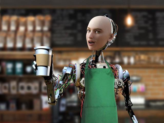 Barista Robot