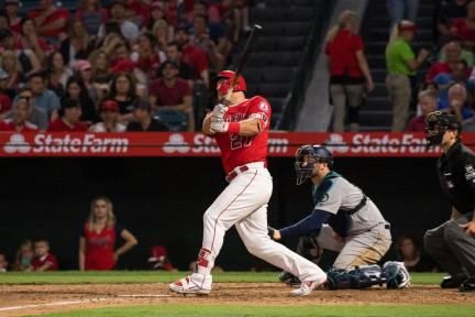 Mike Trout Now Nearly Stands Alone, Winning His Third AL MVP With Los Angeles Angels