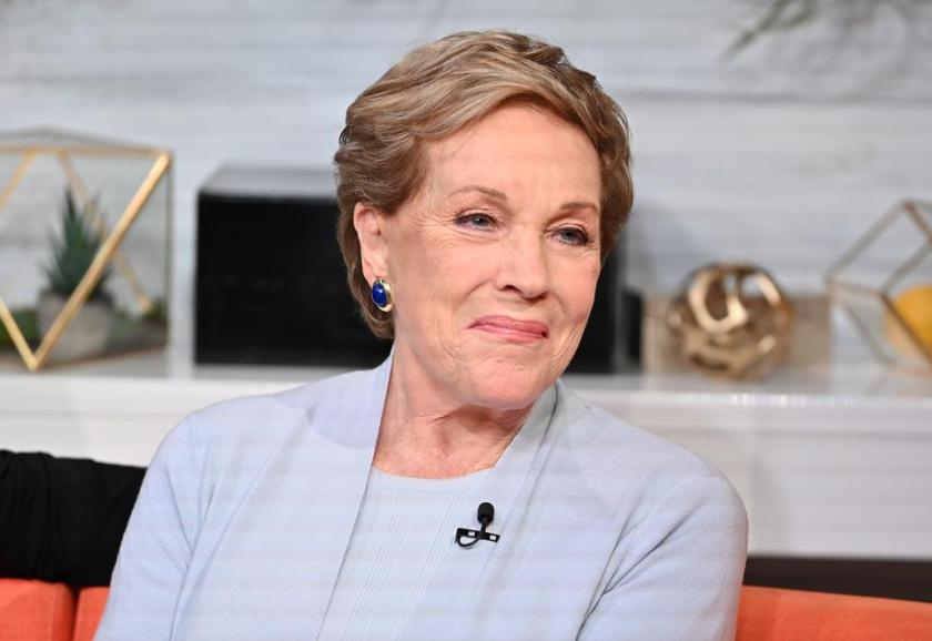 Five Things Julie Andrews Revealed about 'The Sound of Music' in ...
