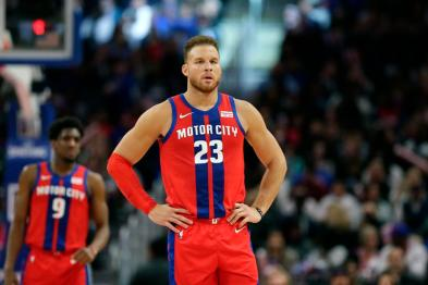 What Can The Detroit Pistons Expect From Blake Griffin Next Season?