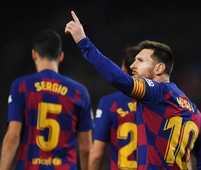 Messi Hat Trick Celebrates Ballon Dor What We Learned From Fc