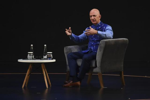 Why Jeff Bezos Picked Instagram To Make A Major Climate Change Announcement