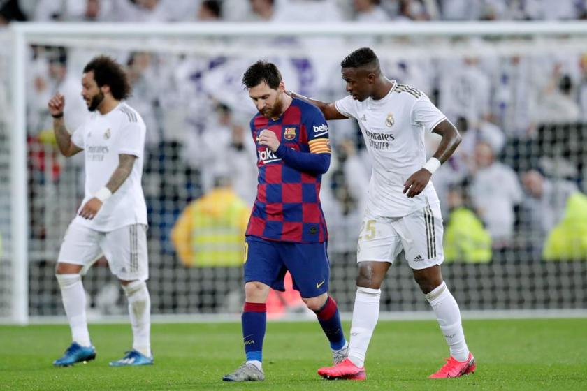 Results of Real Madrid against Barcelona and what we have learned