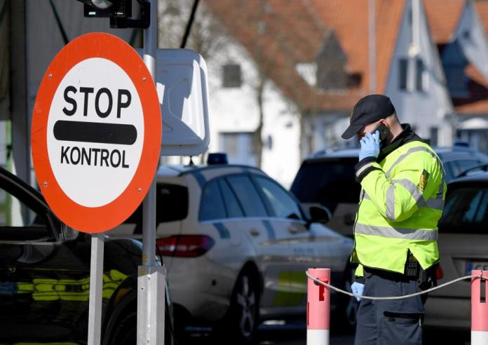 Coronavirus - Denmark closes its border - banned tourists