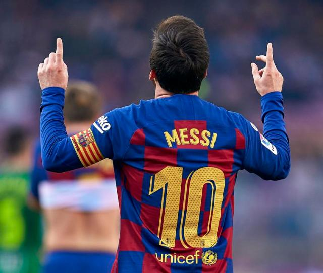 Messi Magic Fc Barcelona Vs Eibar Result And What We Learned