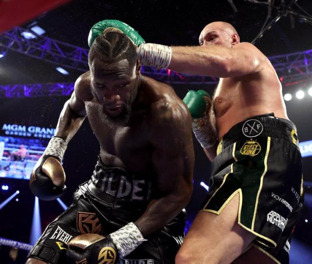 Tyson Fury Vs Deontay Wilder  Results Why There Is No Need For