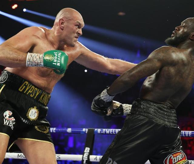 Boxing Odds How Tyson Fury Would Fare Vs Anthony Joshua And Vs