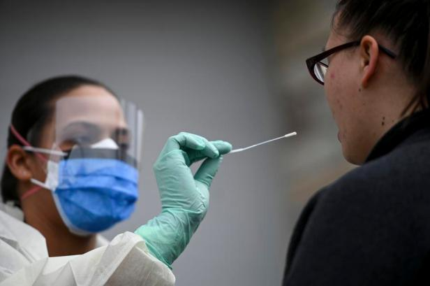 Getting A Coronavirus Test? Here's What To Expect