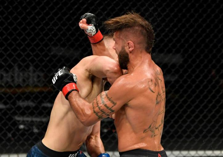 UFC 249 Results: Calvin Kattar Stops Jeremy Stephens With ...
