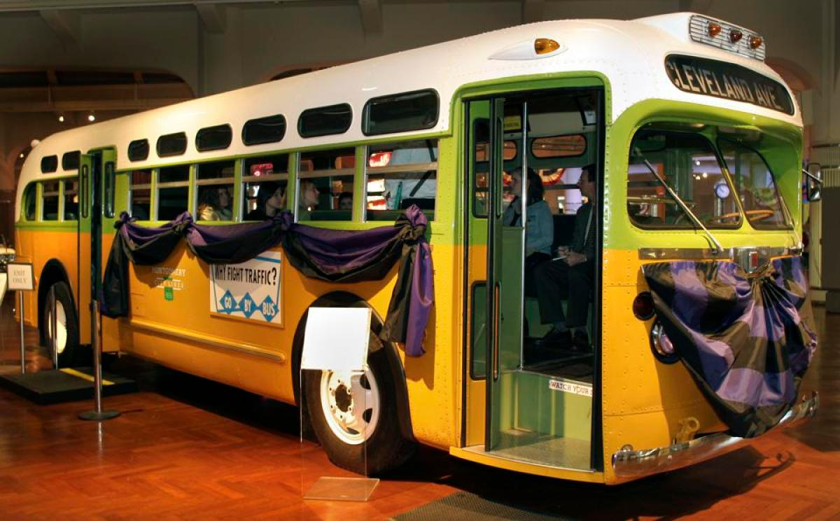 Civil Rights Pioneer Rosa Parks Remembered