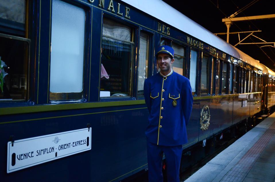 Venice Simplon - Orient Express in Bulgaria