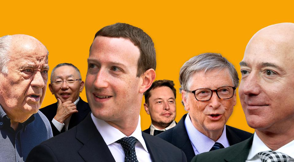 BUSINESSES WITH THE POTENTIAL TO MAKE YOU A BILLIONAIRE