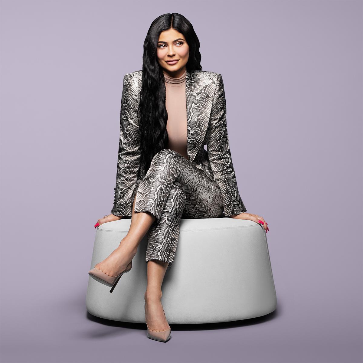 figura de Kylie Jenner