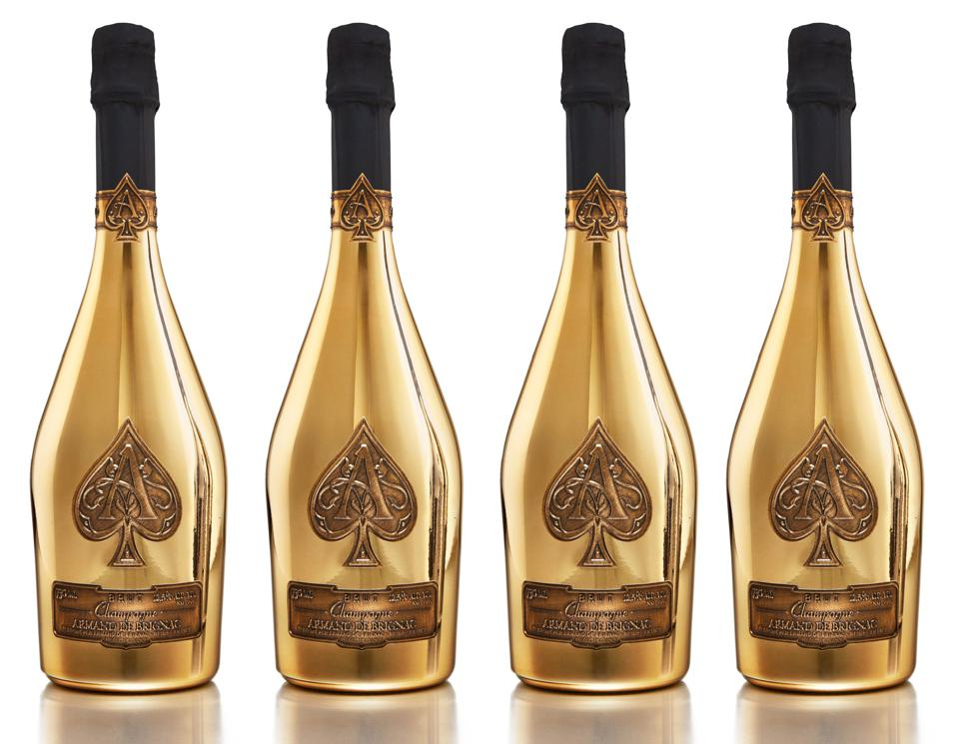 Armand-de-Brignac-bottles