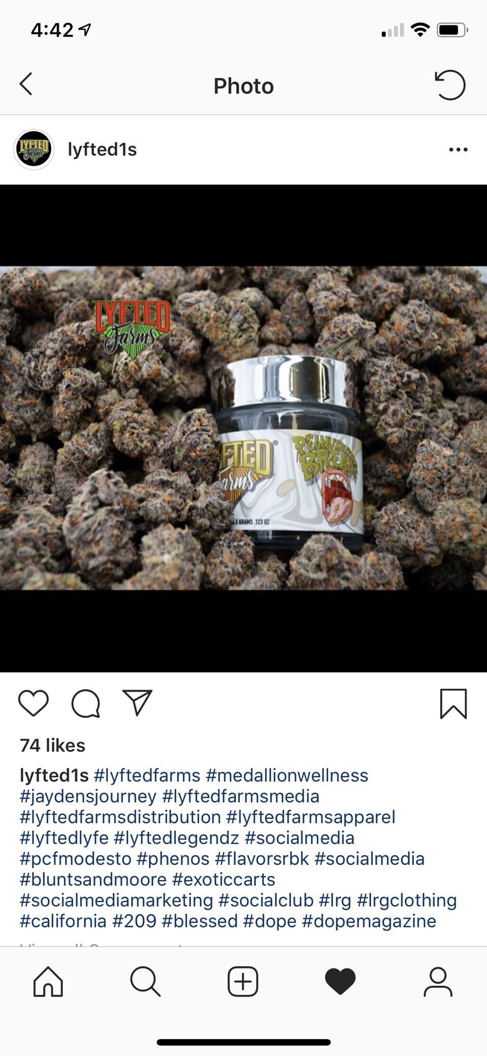 Lyted Farms Cannabis
