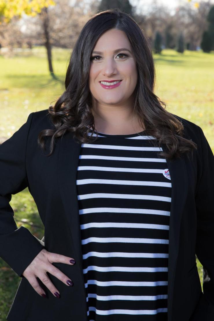 Amanda Ostrowitz, CEO/Founder Cannaregs