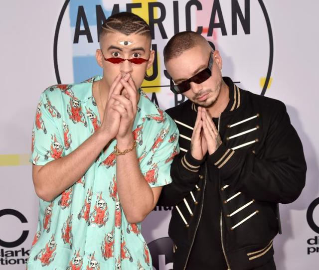 J Balvin And Bad Bunny Absolutely Dominate The Latin Songs Chart